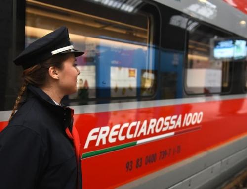 Fs: 10 anni di alta velocità, 350 milioni di viaggiatori