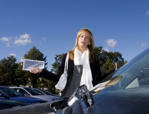 Multa strisce blu: è valida se non ci sono parcheggi gratis in zona?